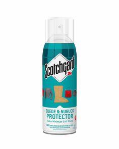 Amazon.com: 3M Scotchgard Suede and Nubuck Protector, 7-Ounce: Home Improvement