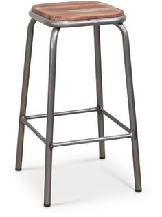 our super cool kitchen stools! freedom furniture - tractor stool