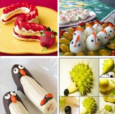 Need some inspiration? take a looks at these fun and easy finger foods! Continue reading