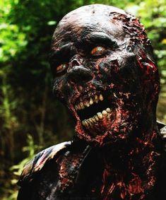 Zombie carbonisé [Photo du jour]