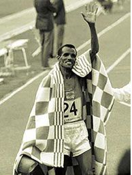 Oromo athlete, Mamo Walde Dagaga 1931-2002. Mexico (1968) Olympic marathon Gold and 10k race medalist. Mamo Wolde Dagaga was born in the village of Dirre Jille in Ad'a district about 60 Km from Finfinee from his parents Obbo Wolde Dagaga and Aadde Ganame Gobena. [embed]http://https://www.youtube.com/watch?v=vYlrOjQH9yk[/embed] [embed]http://https://www.youtube.com/watch?v=gnm-PNi_4TA[/embed] https://oromiaeconomist.wordpress.com/…/oromo-nation-the-m…/