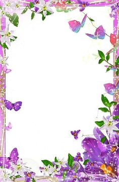 Lotus border royalty vector image vector flowers border portrait page border teaching resource stock photo lilac flowers in spring border designs clip artBorder Flowers Rose. Frame Border Design, Boarder Designs, Page Borders Design, Borders For Paper, Borders And Frames, Flower Circle, Flower Frame, Lilac Flowers, Simple Flowers