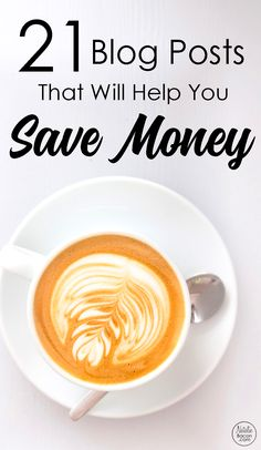 Welp. This is it. The ultimate resource guide that you need for saving money blog posts.