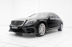 Mercedes-Benz S63 AMG with 850 Hp by Brabus Brabus improve the Mercedes-Benz S63 AMG with a twin-turbo V8 and from 5,461 onwards reaching the 5,912 ml, acquire larger turbos and completely new exhaust manifolds. Continuing in the...  readmore: http://www.carxmotor.com/2014/10/13/mercedes-benz-s63-amg-with-850-hp-by-brabus/
