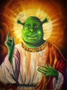 O Holy Shrek - Mega Memes LOL brings you the most amusing, over the top, best memes, quotes, and funny pics. Memes Humor, Memes Shrek, Shrek Funny, Stupid Funny Memes, Funny Relatable Memes, Haha Funny, Hilarious, Reaction Pictures, Funny Pictures