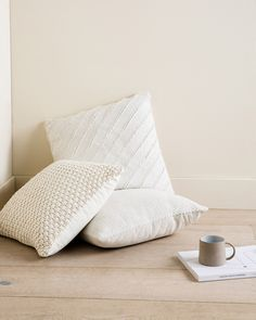 Our cushions feature modern patterns, exaggerated weaves and a fresh, seasonal colour palette. #countryroadstyle #countryroadhome