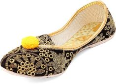 Vinayak Collection Jutis - Buy Black Color Vinayak Collection Jutis Online at Best Price - Shop Online for Footwears in India   Flipkart.com