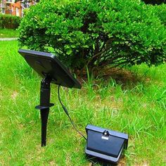 Luminária Refletor De Energia Solar Para Jardim iluminação ornamental