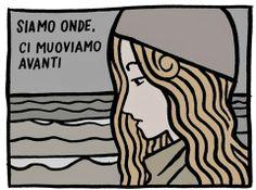 Alessandro Baronciani: Onde