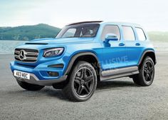 New Mercedes GLB  exclusive images http://ift.tt/2ctRHZp