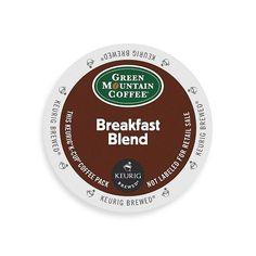 Green Mountain Coffee Nantucket Blend Keurig Single-Serve K-Cup Pods, Medium Roast Coffee, breakfast blend 24 Count