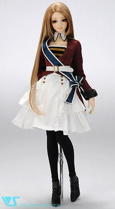 Volks Dolpa 28 outfit set for SD16 and Dollfie Dream