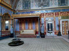 Harem in Topkapi palace Ottoman Empire, Istanbul, Palace, Palaces, Castles