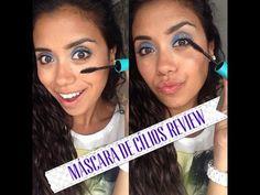 Review Máscara de cílios