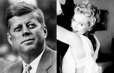 Marilyn Monroe and JFK | Marilyn Monroe And JFK's Sex Tape Could Be Great PR For ...