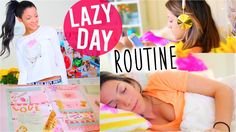 Heyyy!:) In this video we show you guys what we both do on our lazy days when we just don't have anything to do, and are able to just lay around and whatever...