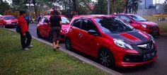 Honda Brio - Red Cars