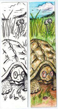 Turtle mark by winkcisco863