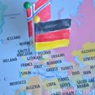 The World Cup is a great time to introduce your kids to World Geography. This activity teaches kids about the flags of the participating countries and how to read a map of the world. World Geography, Teaching Kids, World Cup, Fun Activities, How To Introduce Yourself, Flags, Countries, Soccer, Map