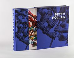 Designing a Book for the painter Peter Pollág on Behance