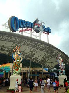 Ocean Park Ocean Park, Fair Grounds, Travel, Viajes, Destinations, Traveling, Trips
