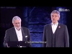 ▶ Placido Domingo & Andrea Bocelli - Pearl Fishers duet - YouTube