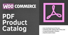 Download PDF Product Catalog for WooCommerce v2.0.1 – WordPress Plugin…
