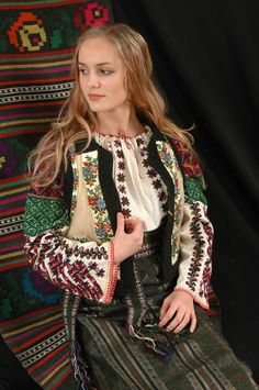 Ukraine ♥ young woman in traditional costume // Борщівська сорочка - valentinakp Ukraine Women, Ukraine Girls, Hollywood Fashion, Folk Fashion, Ethnic Fashion, Traditional Fashion, Traditional Dresses, Most Beautiful Women, Beautiful People
