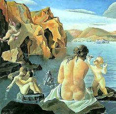 Dali, Salvador (1904-1989) - 1925 Venus y Cupidillos by RasMarley, via Flickr