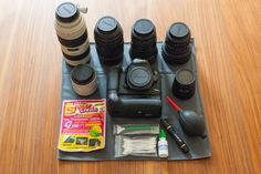 How to Clean Your Photography Gear and Keep it in Good Shape. http://robflorexplore.com/photo-school