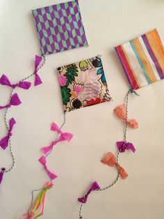 summer kites diy