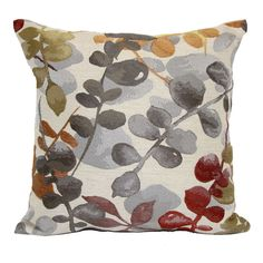 Woodlawn Harvest Pillow 18-in