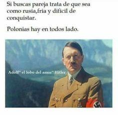 Hitler, un gran consejero en el amor y en todo. *Un nazi, siempre*