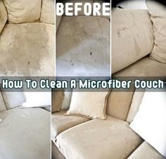 1000 Ideas About Couch Cleaning On Pinterest