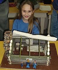 Sierra Waldorf School - 3rd grade shelter project