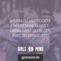Auf euch Mädels - Markiert eure besten Freundinnen, auf die ihr nie verzichten möchtet. Habt einen schönen Abend!  #freundinnen #freundin #mädelsabend #mädels