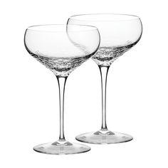 a789f472086e Sequin Saucer Champagne Glass
