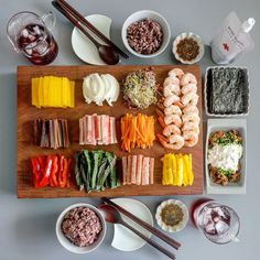 Spicy Recipes, Asian Recipes, Real Food Recipes, Fancy Dishes, K Food, Home Food, Aesthetic Food, Korean Food, Food Design