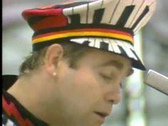Elton John - Imagine (Central Park 1980)