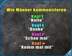 Männer sind ganz einfach gestrickt #Männer #typischMann #sowahr #lustigeBilder #Humor #Statussprüche #lachen