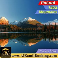 Book Flight Tickets, Tatra Mountains, Cheap Flights, Travel Inspiration, World, Holiday, Books, Vacations, Libros