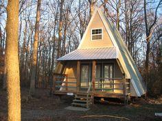 A-Frame Cottage, Ed Allen's