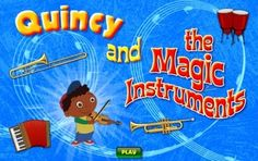 Interactive Sites for Education - Tons of musical games for young people