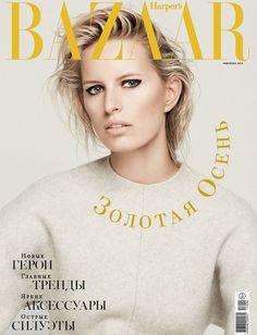 Harper's Bazaar Russia September 2013