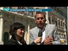 Manlio Di Stefano (M5S) a Tagadà 8/6/2017