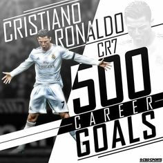 500 career goals