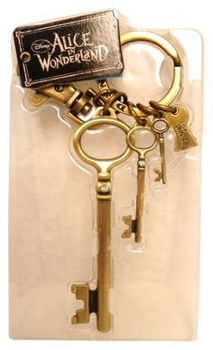 Alice im Wunderland Schlüsselanhänger Keys: Amazon.de: Spielzeug