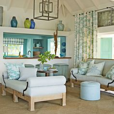 coastal design living room customized furniture philippines 846 best rooms images 10 island inspired