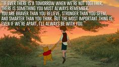 Lovely! Christopher Robin, Winnie the Pooh | 23 Profound Disney Quotes That Will Actually Change Your Life