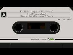 Archivo X - Medallo Mafia - Barrio Barato (Instrumental)